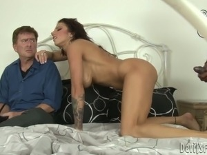 interracial amateur sex