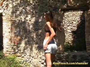 naked young french teen