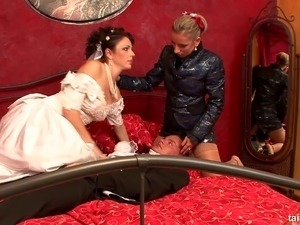 sex positions for a young bride