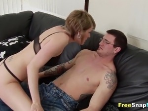 Short hair girl sex