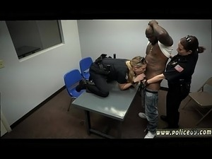 police arrest blonde video