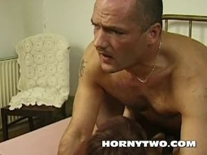 horny wives giving blowjob