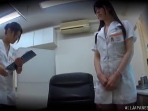nurse anal sex