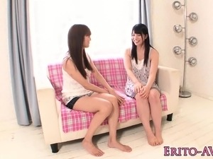 japanese lesbian teacher having sex