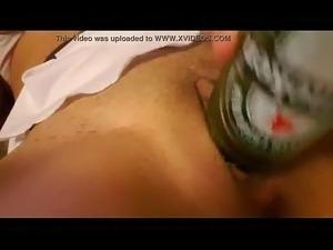 Pepina se mete y masturba con botella concha latina amateur xvideos