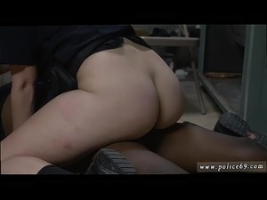 ebony police sex