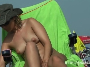 beach nudism sex
