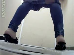mature lesbian toilet sex free video