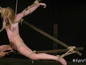 bondage porn anal