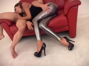 cfnm post orgasm torture free video