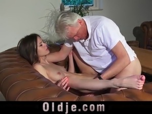 old man young girls anal videos