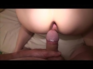 girl licking wifes asshole