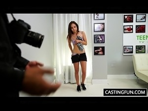 free teen sex casting movies