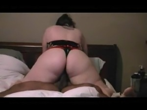 Pawg rides bbc hard and takes a nut