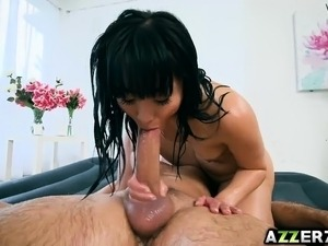 big cock anal threesome