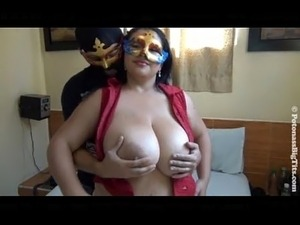 Big tits like big dicks angelina valentine