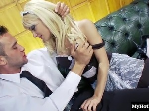 maid and boss have sex video