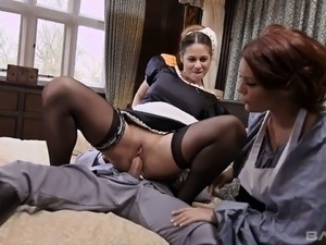 husband wife dominate maids lesbian stories