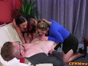 cfnm handjob cumshot free video