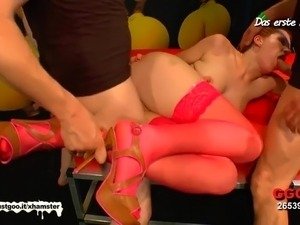 german young teen creampie