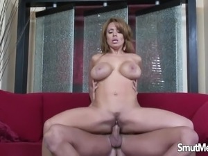 I cum in her mouth
