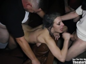 sex worker technique throat gagging