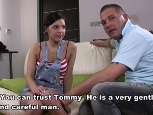 Russian teen panties