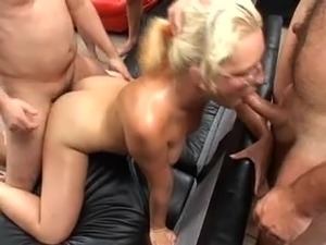 gangbang sex picture