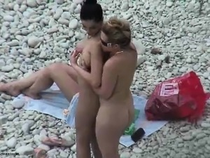 beach sex closeup