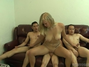 interracial gangbangs movies
