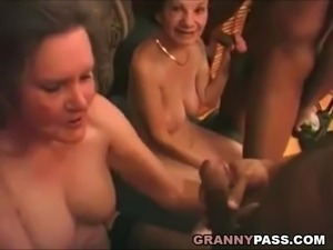 granny having anal sex
