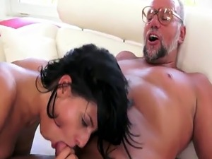 old man fucks younger girl