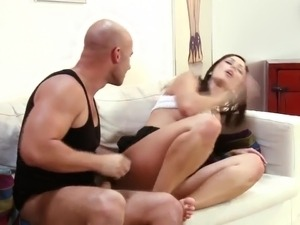 stockings feet sex fuck
