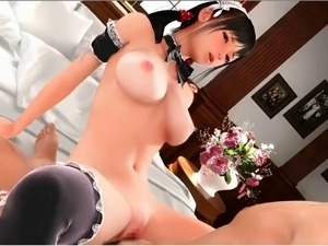 free mature maid uniform videos