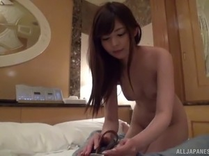 asian and black threesome