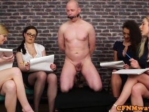 steamy group sex stories cfnm