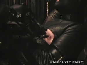 blackmail bondage blowjob