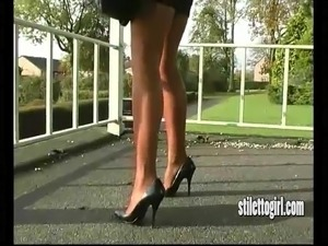 petite full length black skirt