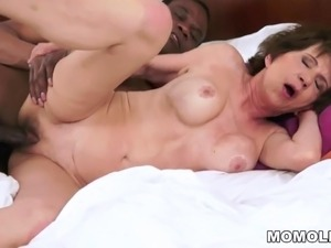filled ass stretched wet pussy