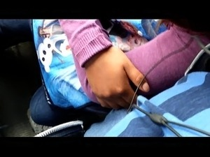 free video wife groped in public