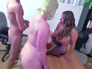 making a pussy casting