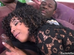 interracial sex cuckold slut wife pregnant