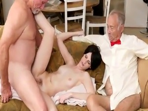 old man has sex with young