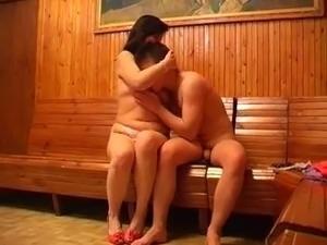 Russian girl kiss