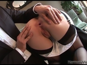sexy asian maid porn