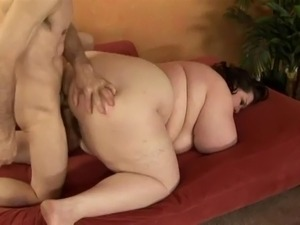 fat guys skinny girl sex