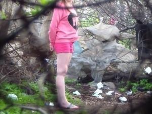 voyeur videos chicks shaving their legs