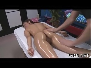 hottest babes massage video