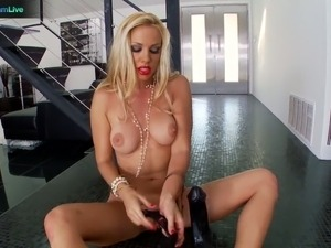 Girls playing with sex toys