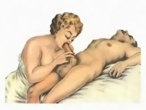 anal sex cartoon